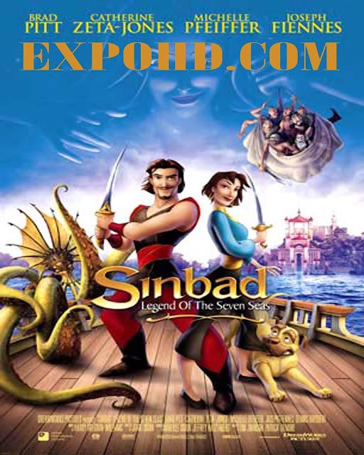 Sinbad Legend Of The Seven Seas 2003 750 Full Movie Download 720p   HDRip x265