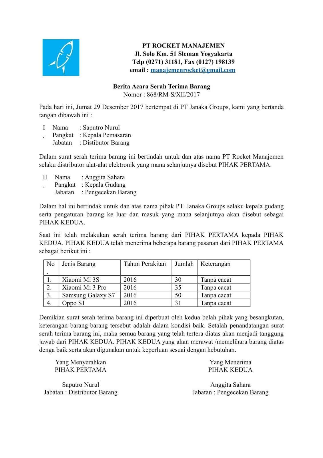 Contoh Tanda Terima Uang Wood Scribd Indo
