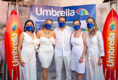 Presentan linea de protectores solares Umbrella
