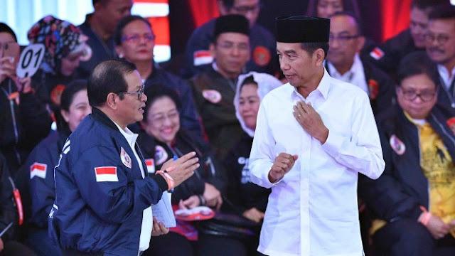 Survei Pusat Riset Indonesia: Jokowi Kalah di DKI, Banten, Jabar dan DIY
