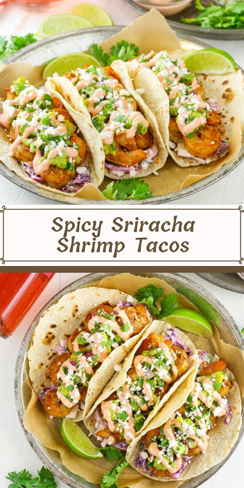 https://www.lifeloveandsugar.com/spicy-sriracha-shrimp-tacos/