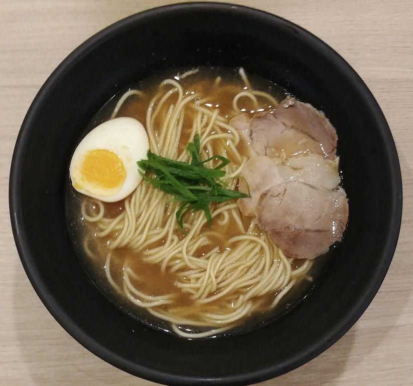 Shoyu Basic from Tomochan Ramen Express