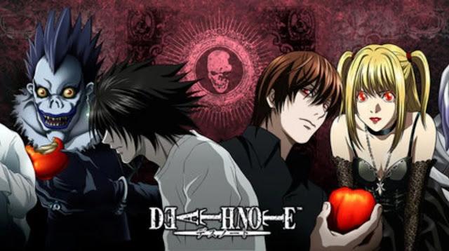 Death Note, la posibilidad de ser Dios