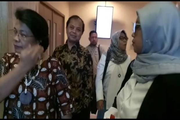 Kepergok Lagi Rapat Sama Timses Ahok, Ketua KPUD DKI Bilang Gini