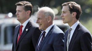 White House Told Kushner's Security Clearance Will Be Delayed