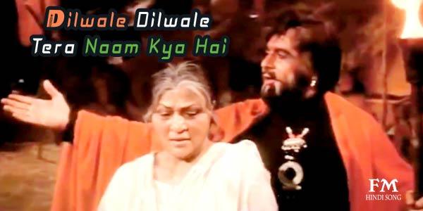 Dilwale-Dilwale-Tera-Naam-Kya-Hai-Kranti-(1981)