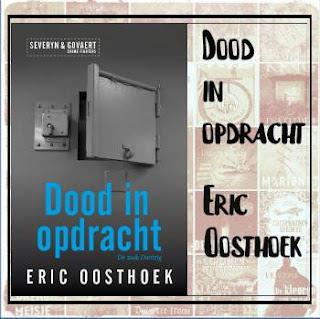 Recensie door De boekenfabriek over Dood in opdracht, geschreven door Eric Oosthoek