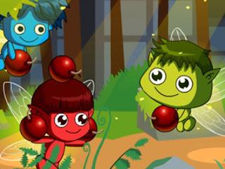 Jogo online grátis Elves Bros vs Zombies HTML5