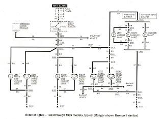 88 Fiero Radio Wiring Diagram Wye Delta Pontiac Mercury Zephyr ~ Odicis