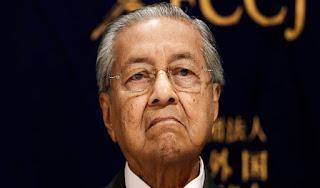 कश्मीर पर विवादित बयान देने वाले मलेशिया के पूर्व PM दुनिया के 20 खतरनाक चरमपंथियों की सूची में शामिल  | #NayaSaberaNetwork