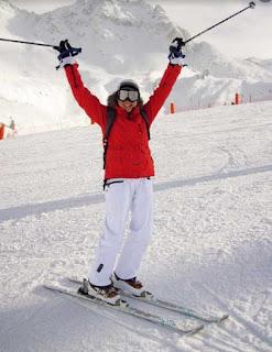 caracteristicas de la ropa de esqui