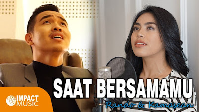 Saat BersamaMU - Kamasean Feat Rando Sembiring