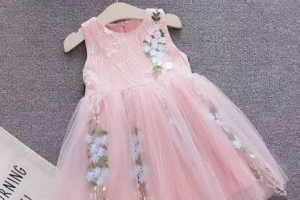 Yuk Cari Tahu 3  Rekomendasi Gaun Pesta Anak Yang Cocok Untuk Si Kecil