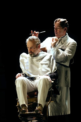 Britten: Death in Venice - Mark Padmore, Gerald Finley - Royal Opera  ((c) ROH 2019 photographed by Catherine Ashmore)