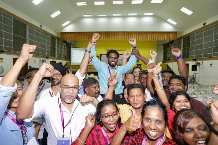 Prabakaran Ahli Parlimen Termuda Malaysia