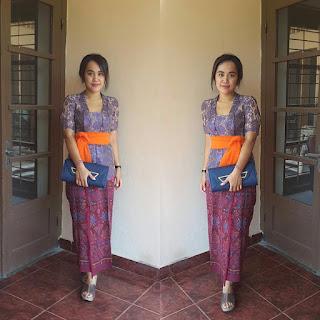 Kebaya Bali Terbaru
