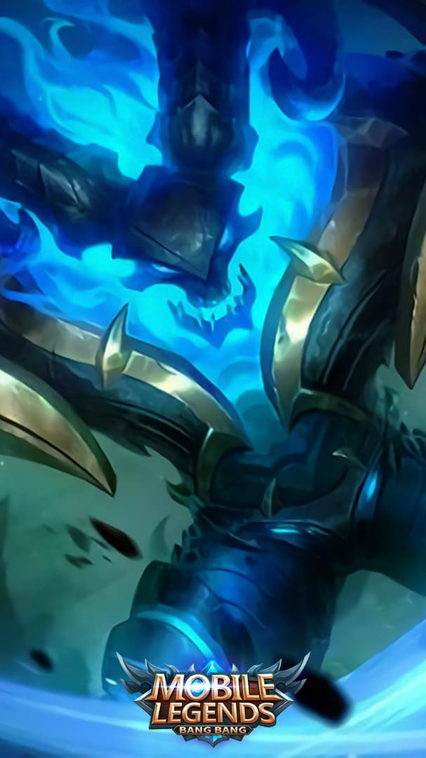 Wallpaper Thamuz Lord of Wraith Skin Mobile Legends HD for Android and iOS