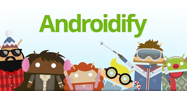 aplikasi google Androidify