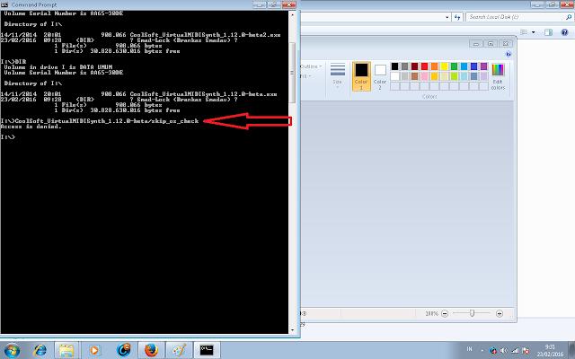 Cara Install CoolSoft VirtualMIDISynth 1.12.0-beta