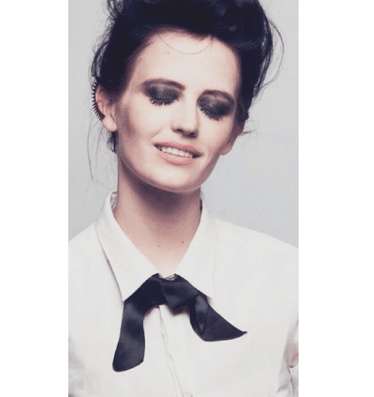Eva Green wearing Annelise Michelson Carnivore Ear Cuff Jewellery Curated