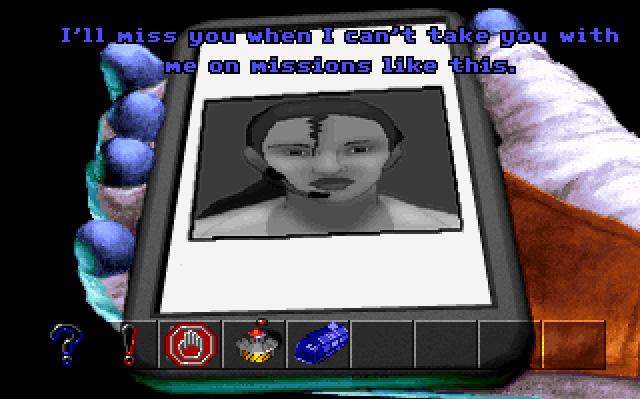 The Dig Captura de pantalla 5