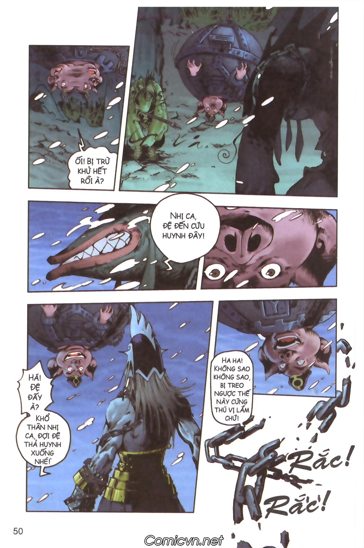 Tây Du Ký màu - Chapter 111 - Pic 10
