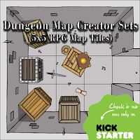 Cool Map Tiles Available Through Kickstarter