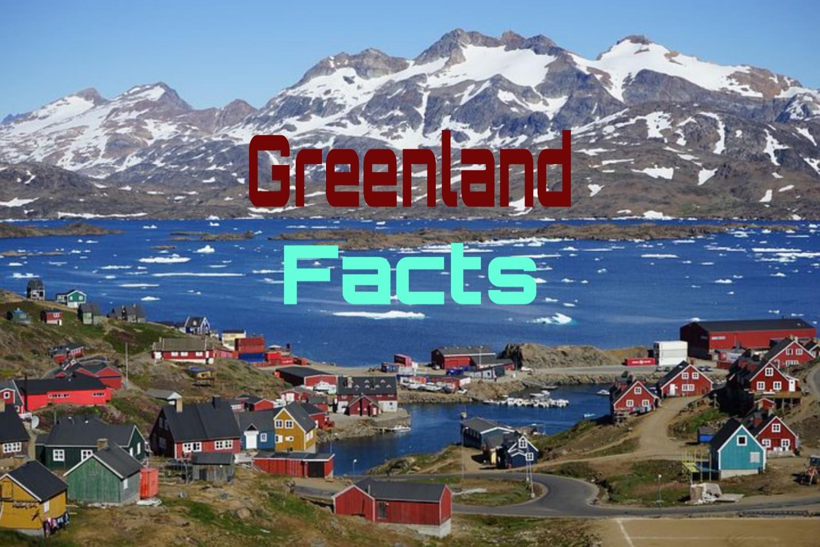 Greenland Facts in Hindi