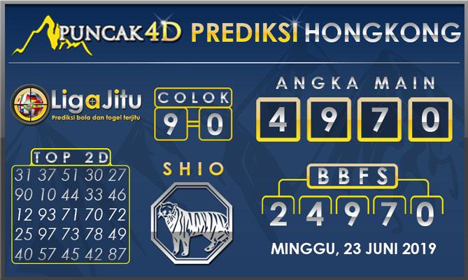 PREDIKSI TOGEL HONGKONG PUNCAK4D 23 JUNI 2019
