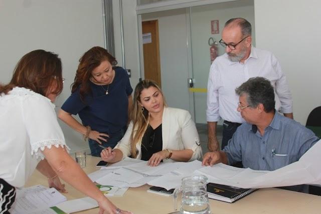 Senador Canedo: Reunião discute construção de acesso para o Campus do IFG