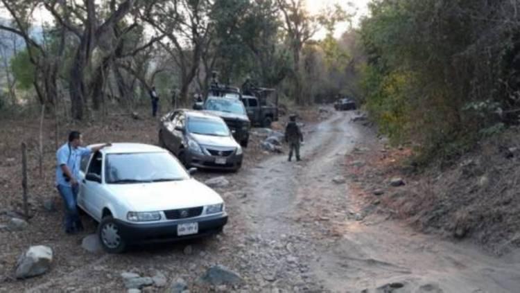 Enfrentamiento deja seis  Policías y diez sicarios muertos en Guerrero