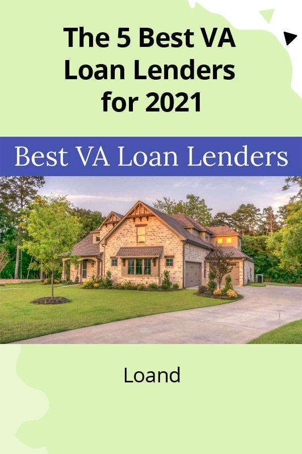 best va loan lenders