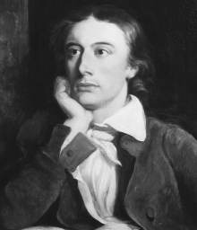 John Keats-Happy Is England
