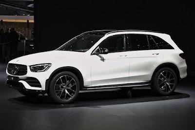 Mercedes glc price
