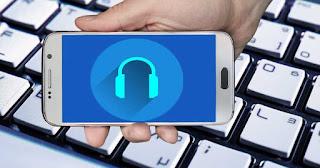 #5 Aplikasi Pendeteksi Judul Lagu