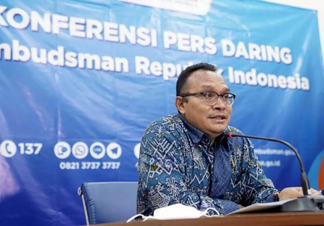 Robert Na Endi Jaweng Sebut 2 Lembaga Pertama yang Keberatan Saran Ombudsman.lelemuku.com.jpg