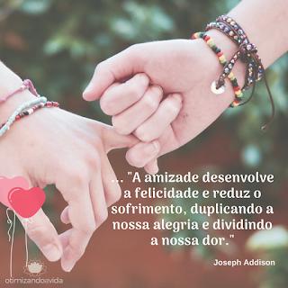 A amizade desenvolve a felicidade e reduz o sofrimento, duplicando a nossa alegria e dividindo a nossa dor, memes, humor, engraçado, risos, felicidade, frases de alegria