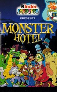 Kinder - Monster Hotel (PT-PT) (2005)