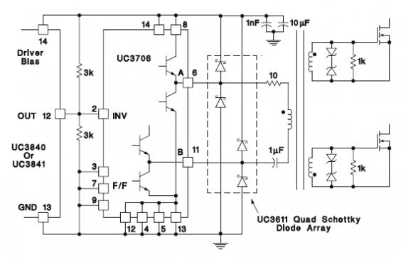 dual-output-driver-circuit