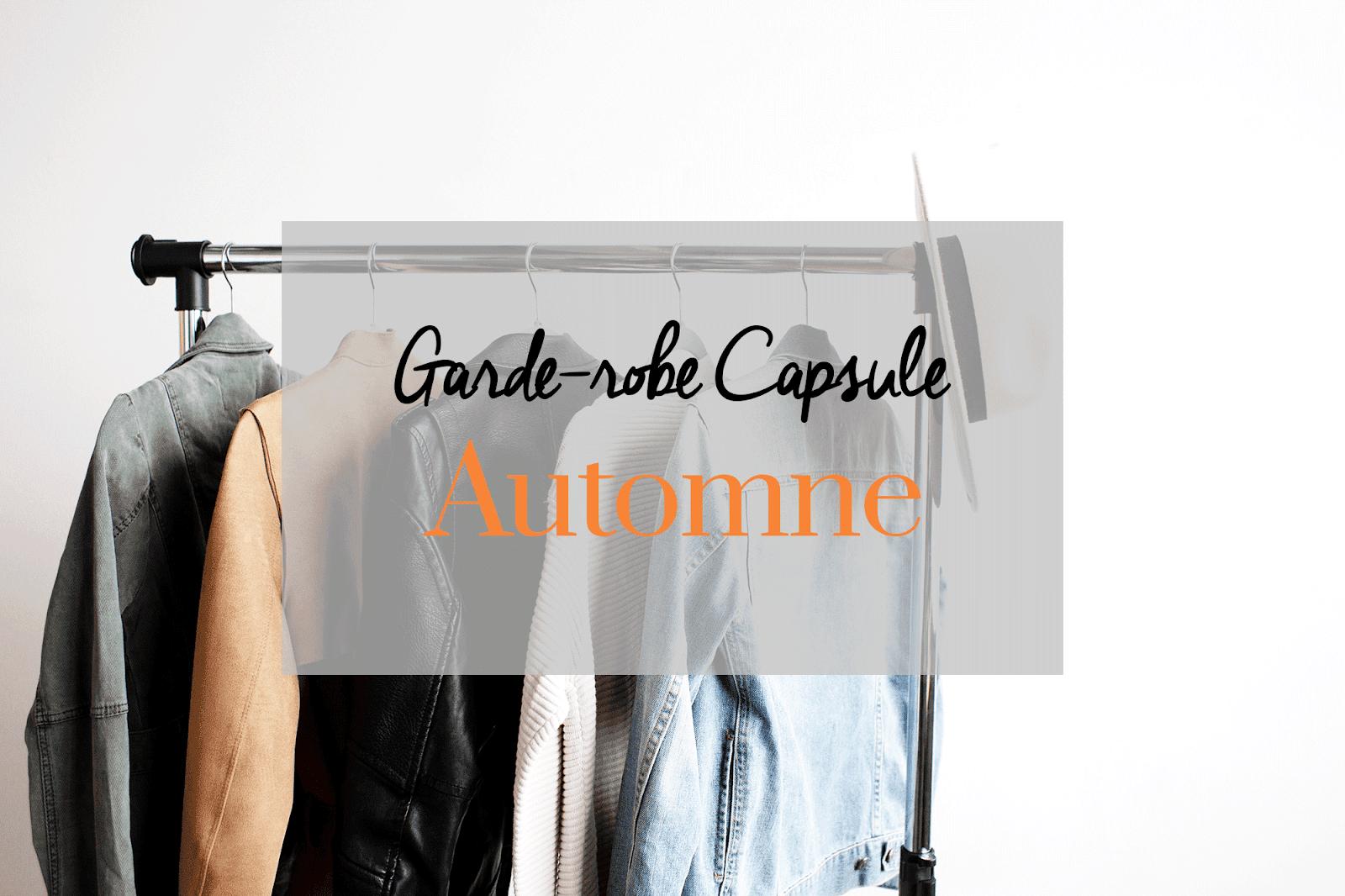 Garde-robe Capsule Automne Starter Kit