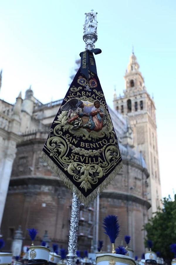 AM Encarnación de Sevilla acompañará al Nazareno del Amor de Cádiz el Lunes Santo del 2021