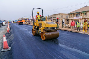 Imo state road construction