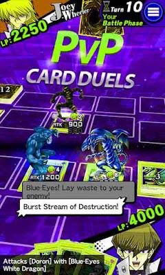 YuGiOh! Duel Links Mod Apk