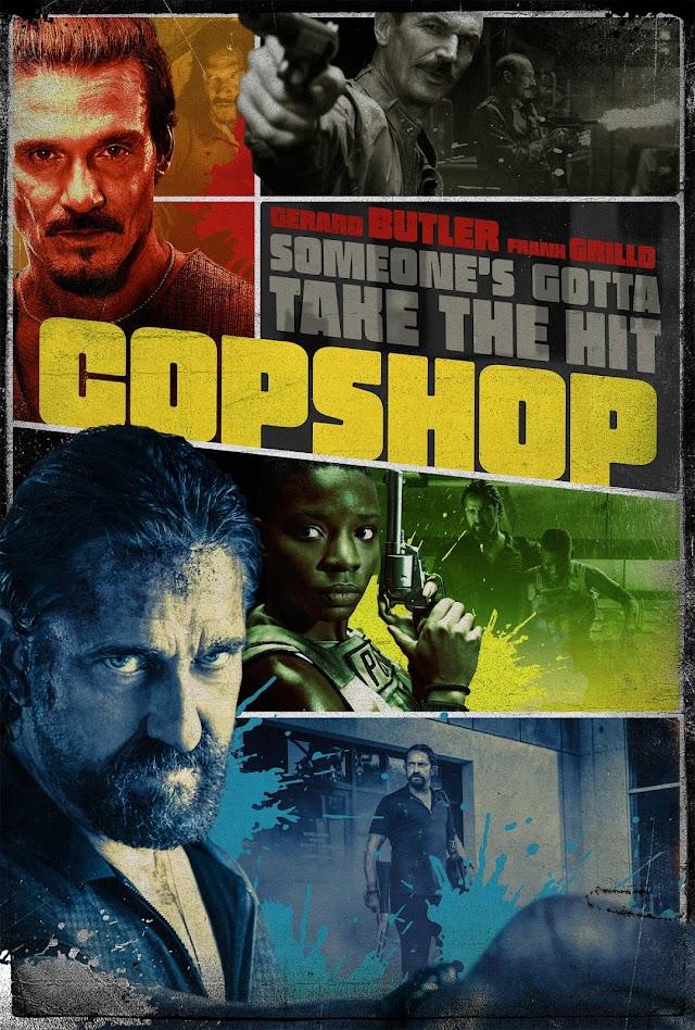 Copshop (Trailer Film 2021)