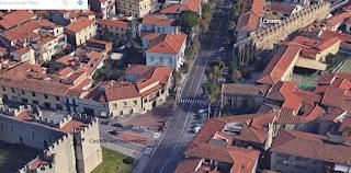 Camminamento - Cassero - Castello Imperatore