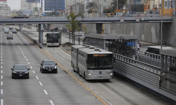 Navidad: Estos horarios funcionará el transporte público el 24 y 25 de diciembre