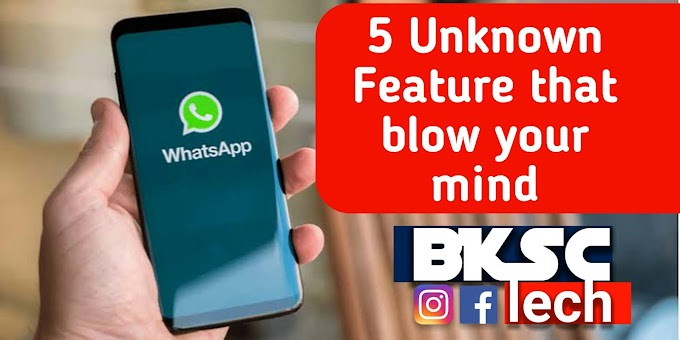 WhatsApp 2021 : Unknown Features that blow your mind
