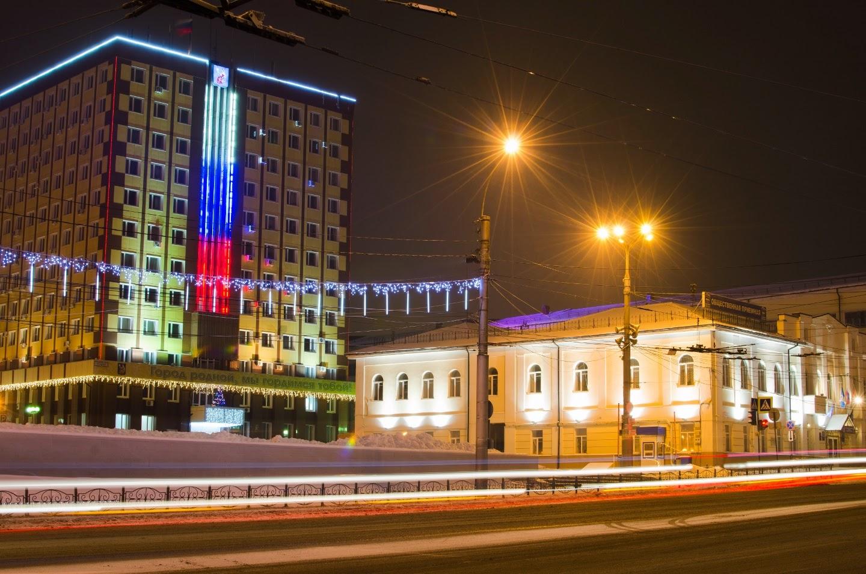 Администрация Иваново. Январь
