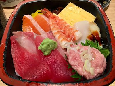 台所家の大漁丼