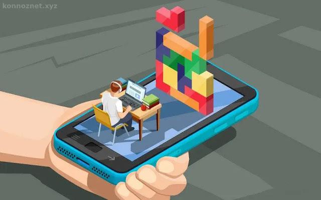 صنع الألعاب على  iPhone أو iPad